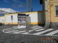Cyklobox u nádraží
