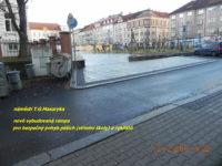 Rampa na náměstí Tomáše Garique Masaryka