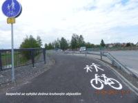 Cyklostezka na Knížecí rybník