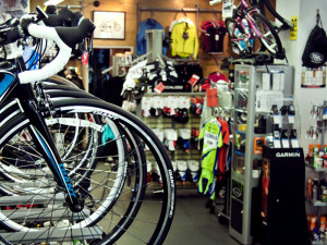 obchod pro cyklisty
