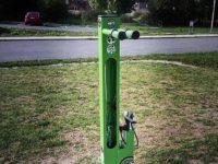 cyklostojan s nářadím